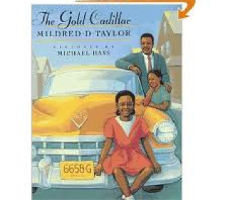 Some activities on The Golden Cadillac. | Language